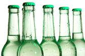 Cerrar las botellas de agua — Foto de Stock
