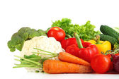 Fresh vegetables close up — Stock Photo