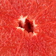 Ripe grapefruit close-up background — Stock Photo