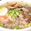 Chinese soup — Stock Photo