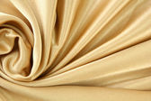 Beautiful silk drape, close up — Stock Photo