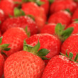 Fresh strawberry close up — Stock Photo #27368285