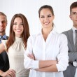 Business team in office — Foto Stock