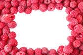 孤立在白色的成熟甜莓 — 图库照片