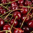 Sweet cherry close-up — Stock Photo #27827125