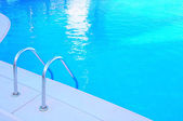 Hôtel piscine — Photo