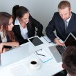 Group of business people having meeting together — Stock Photo #28312887