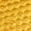 Stock Photo: Texture honeycombs close-up background