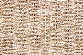 Wicker basket texture, close-up — Stock Photo