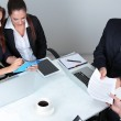 Group of business people having meeting together — Stock Photo #29523043