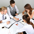 Business team in office — Stock Photo #29533743