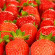 Fresh strawberry close up — Stock Photo #29626561