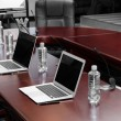 Stock Photo: Meeting room in office center