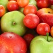 Juicy fruits background — Stock Photo #30567195