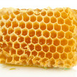 Sweet honeycomb isolated on white — Stock Photo #31524289