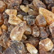 Stock Photo: Caramelized sugar close-up