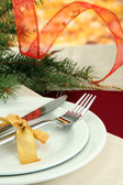 Navidad hermosa creación, cerrar — Foto de Stock