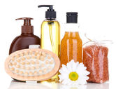 Set for care of a body — Stock Photo