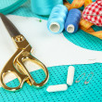 Sewing tools fashion design — Stock Photo #33670051