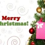 Christmas card — Stock Photo #34418803