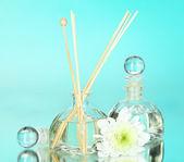 Aromatyczne deskami do domu z kwiatowym zapachu — Zdjęcie stockowe