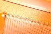 Radiateur de chauffage — Photo