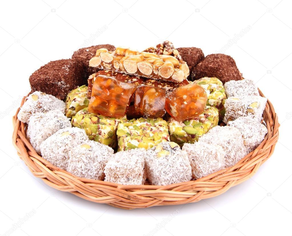 Рецепты и турецких сладостей