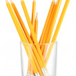 Pencils in glass — Stock Photo #35842953