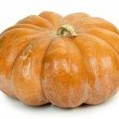 Pumpkin isolated on white — Stock Photo