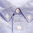 Male shirt close up — Stock Photo