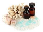 Sea spa elements close up — Stock Photo