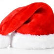 Christmas hat isolated on white — Stock Photo #36428765
