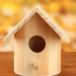 Nesting box on bright background — Stock Photo #36484103
