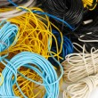 Cables, close up — Stock Photo