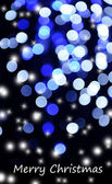 Festive background of lights — 图库照片