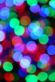 Festive background of lights — Stok fotoğraf