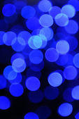 Festive background of lights — Stock Photo