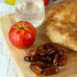 Conceptual photo of Ramadtable — Stock Photo #37014311