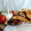 Conceptual photo of Ramadtable — Stock Photo #37014313