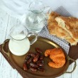Conceptual photo of Ramadtable — Stock Photo #37099463
