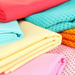 Cloth fabrics close up — Stock Photo #37237049
