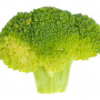 Foto de Stock  : Broccoli isolated on white