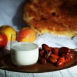 Conceptual photo of Ramadtable — Stock Photo #37358845