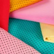Cloth fabrics close up — Stock Photo #37360845