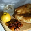 Conceptual photo of Ramadtable — Stock Photo #37475713