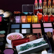 Lot of different cosmetics close-up — Stock Photo #37512857