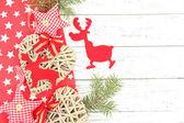 Vacker jul bakgrund — Stockfoto