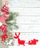 Piękne świąteczne tło — Zdjęcie stockowe