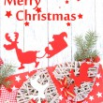 hermoso fondo de Navidad — Foto de Stock