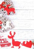 Fundo de natal bonito — Foto Stock